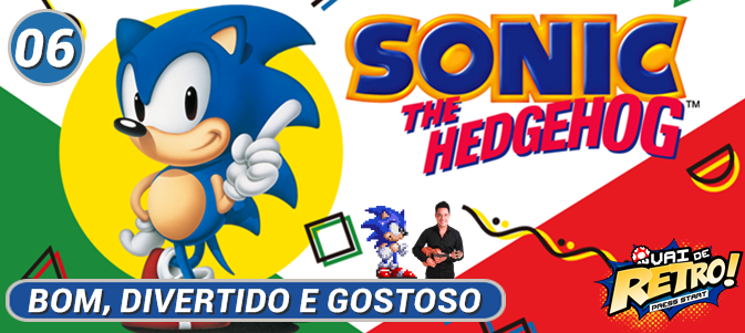 VDR #06 – Sonic the Hedgehog