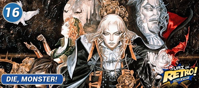 VDR #16 – Castlevania: Symphony of The Night