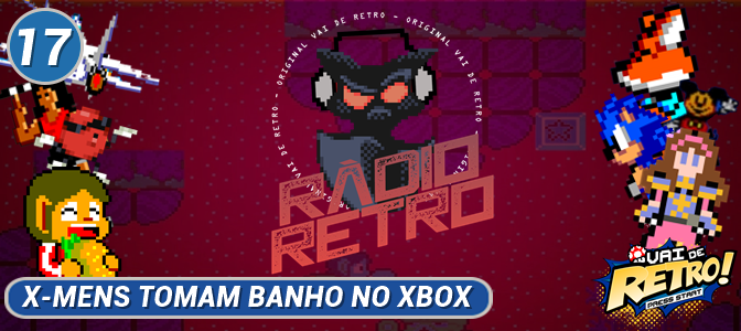 VDR #17 – RÁDIO RETRO: Master System