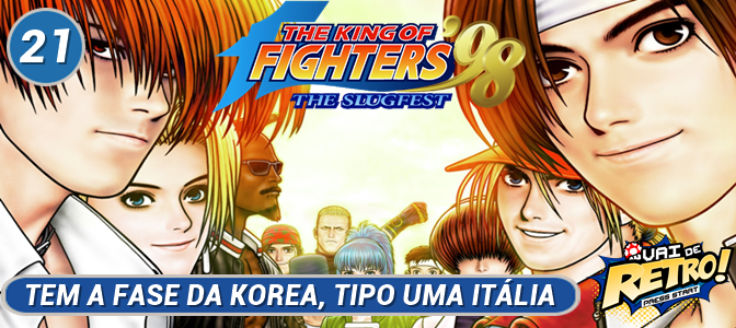 VDR #21 – The King of Fighters '98