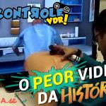 DESCONTROLE VDR 01 – O PEOR videogame da história