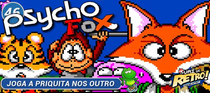 VDR #46 – Psycho Fox