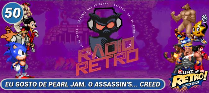 VDR #50 – RÁDIO RETRO: Mega Drive
